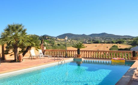 Finca for 10 people in Manacor
