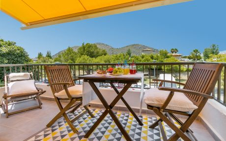 Apartment for 5 people in Port d'Alcudia