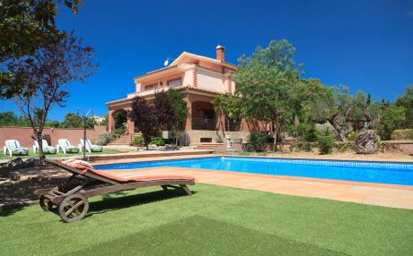 Villa for 10 people in Cambrils