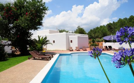 Villa for 13 people in Santa Eulalia del Río