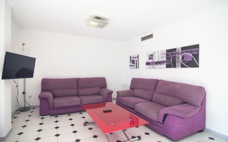 Apartment for 8 people in Calpe