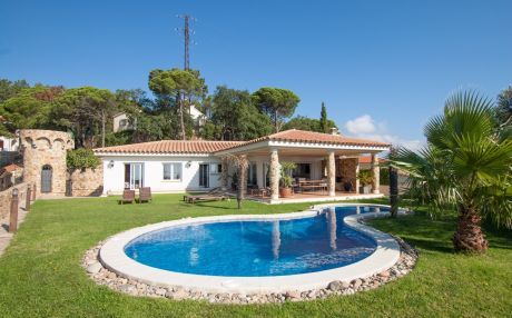 Villa for 10 people in Lloret de Mar