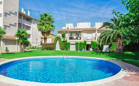 Ideal family house for 7 people in Cambrils