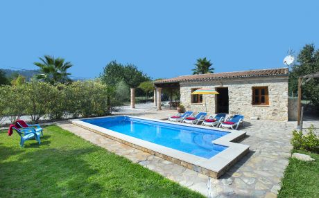 Villa for 4 people in Pollensa / Pollença