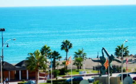 Apartment for 4 people in Torremolinos