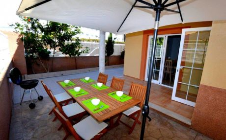 Chalet for 6 people in Alcúdia