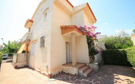 Bungalow for 8 people in Alcoceber / Alcossebre