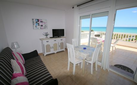 Apartment for 6 people in Miami Playa