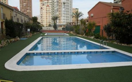 Bungalow for 6 persons in Benidorm