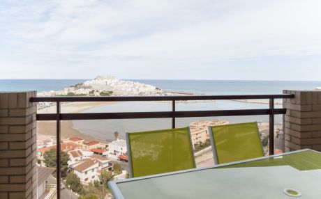 Apartment for 7 people in Peñiscola