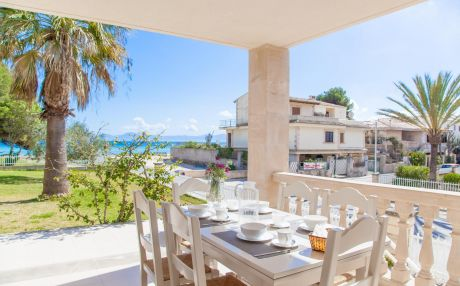 Apartment for 4 people in Alcúdia