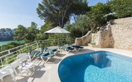 Apartment for 6 people in Cala Galdana