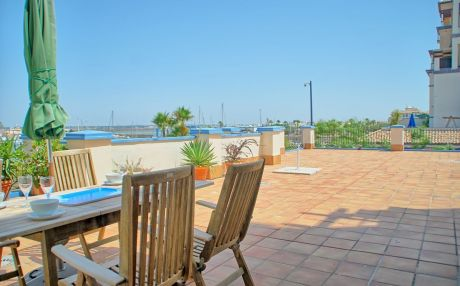 Apartment for 7 people in Punta del Moral