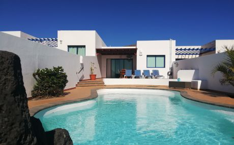 Villa for 5 people in Playa Blanca