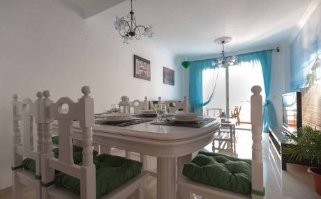 Apartment for 6 people in Tarifa