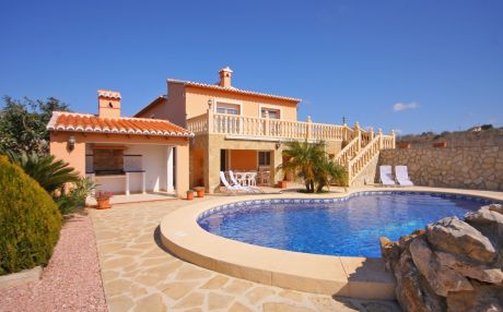 Villa for 8 people in Teulada