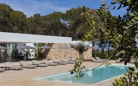 Villa for 12 people in Santa Eulalia del Río