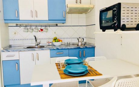 Cozy apartment for 4 people in Playa de Las Americas