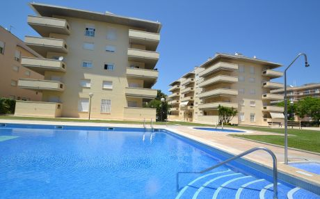 Apartment for 6 people in Salou