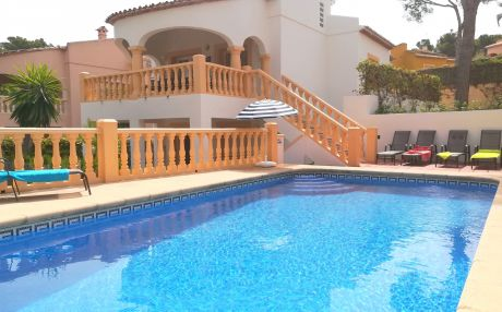 Villa for 10 people in Javea / Xàbia