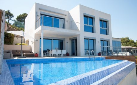 Villa for 8 people in Blanes