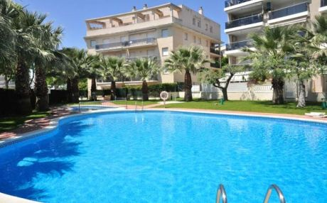 Beautiful apartment for 6 people in Cambrils