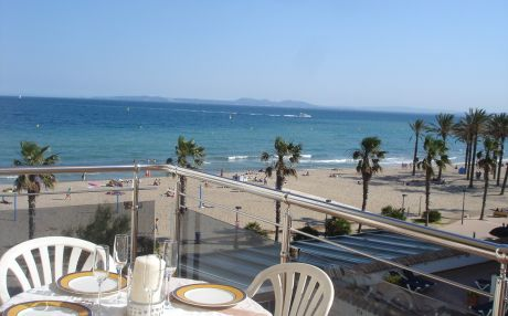 Apartment by the sea for 4 people in Rosas / Roses