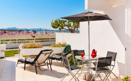 Holiday apartment for 5 people in Alcúdia