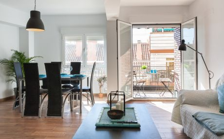 Apartment for 6 people in the city of Valencia