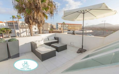 Apartment for 5 people in Corralejo