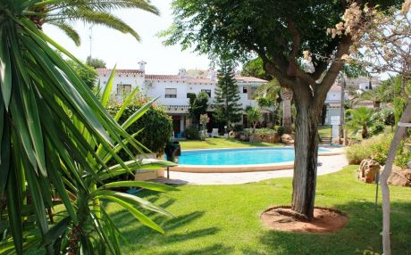 Bungalow for 5 people in Denia