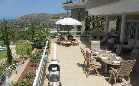 Apartment for 6 people in Pedreguer