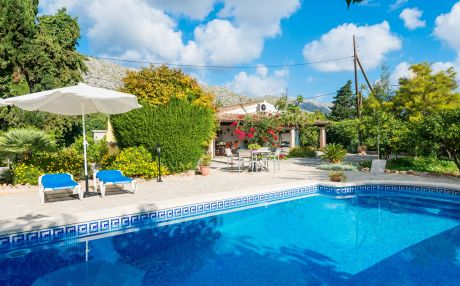Villa for 4 people in Pollensa