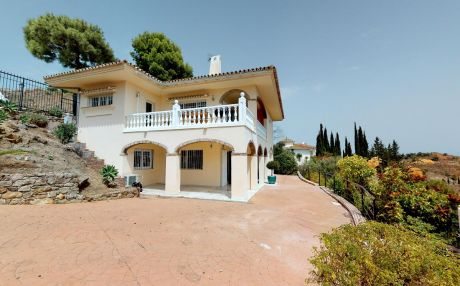 Villa for 12 people in Mijas Pueblo