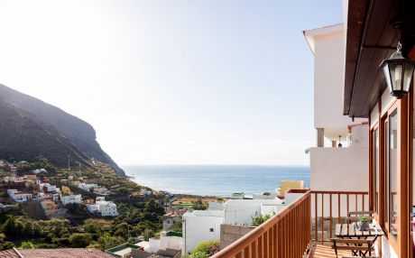 House mountain view for 3 people in Santa Cruz de Tenerife