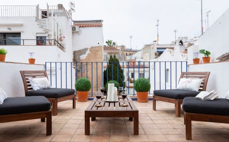 House for 9 people in Sitges