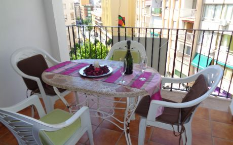 Apartment for 4 people in Calpe