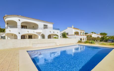 Villa for 14 persons in Benissa