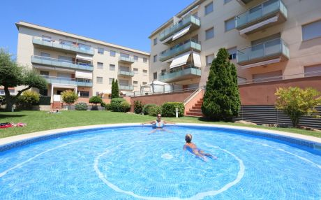 Apartment mountain view for 8 people in Cambrils