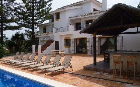 Villa for 11 people in Marbella
