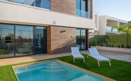 Villa for 12 people in El Campello