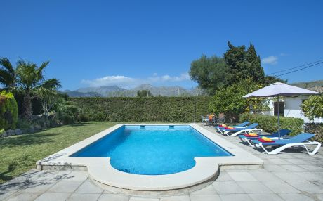 Villa for 4 people in Port de Pollença