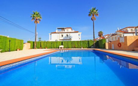 Bungalow for 5 people in Calpe
