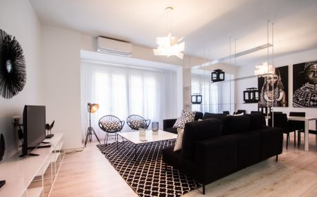 Apartment for 9 people in the city of Valencia