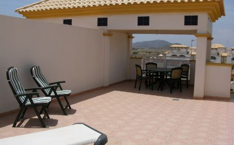Apartment for 4 people in Mar de Cristal