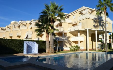 Apartment for 7 people in Denia