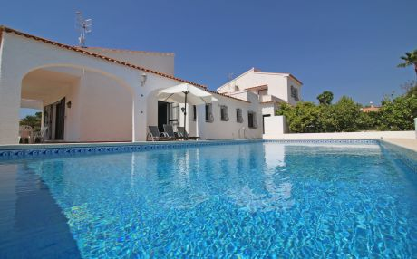Villa for 7 people in Calpe