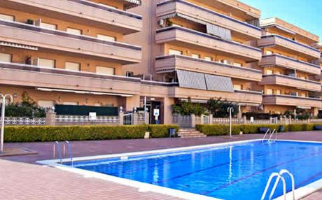 Apartment for 4 people in Blanes