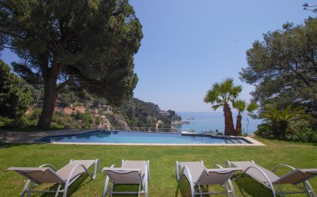 Villa for 12 people in Tossa de Mar
