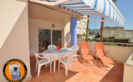 Apartment for 5 people in Rosas / Roses